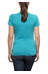 Edelrid Gearleader t-shirt Dames turquoise